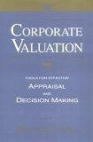 二手書博民逛書店《Corporate Valuation: Tools for