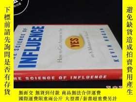 二手書博民逛書店THE罕見SCIENCE OF INFLUENCE5919 見圖