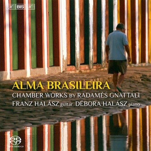 【停看聽音響唱片】【SACD】哈達梅.尼亞塔利:巴西魂