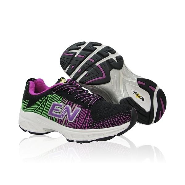 【健康走走鞋】 ENRICH英立奇飛織運動鞋 醫護師的選擇(女款AW58-09)