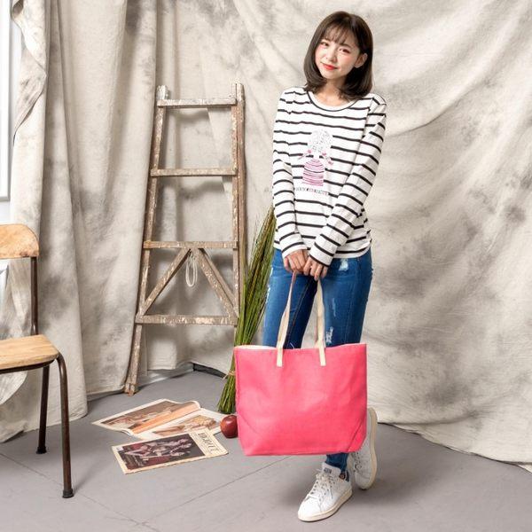 包包【HOC022】韓系潮流購物包  123ok