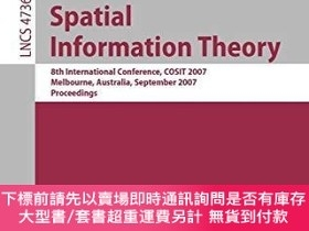 二手書博民逛書店Spatial罕見Information TheoryY255174 Winter, Stephan; Duc