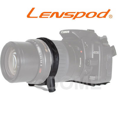 LENSPOD 相機及鏡頭防震系統  附記憶卡收納盒 (郵寄免運 原價$398促銷$199)
