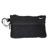 Nike NSW Pouch Bag [9327011020] 日系 配件包 外出 收納 便利 輕巧 扣環 黑