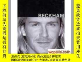 二手書博民逛書店Beckham罕見(football) [Hardcover]