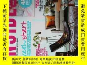 二手書博民逛書店INSIDE罕見OUT INSPIRING HOMES WITH HEART 01-02 2013家居家具飾品
