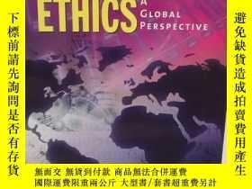 二手書博民逛書店計算機倫理學罕見Computer Ethics: A Globa