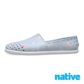 Native VERONA 男女款粉藍色洞洞休閒鞋-NO.11101801-8811