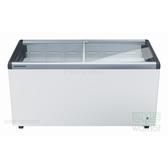 德國利勃 LIEBHERR 4尺9 弧型玻璃推拉冷凍櫃303L (EFI-4453)附LED燈