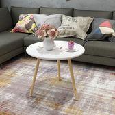 北歐小茶几簡易小圓桌沙發邊几小戶型邊桌咖啡桌圓桌子簡約小桌子 igo 『米菲良品』