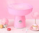 【現貨】 棉花糖機 果語棉花糖機兒童家用商用全自動小型迷你電動零食制作機花式WD 琪朵市集