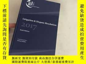 二手書博民逛書店Litigation罕見Dispute Resolution(2