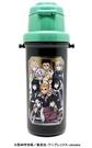 耀您館| 日本BANDAI鬼滅之刃水壼SC-600B銀離子抗菌600ml兒童水壺直飲按壓式塑膠儲水壺