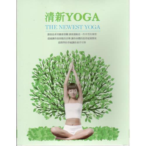 清新YOGA CD (10片裝) THE NEWEST YOGA 反璞歸真愛之歌冥想自由藍