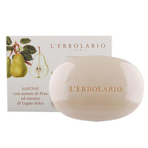 L'ERBOLARIO 蕾莉歐 果木芳香植物皂(100g)【美麗購】