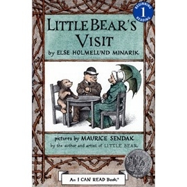 〈汪培珽英文書單〉An I Can Read系列 LITTLE BEAR'S VISIT / L1