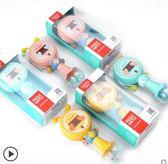 貝恩施早教益智嬰兒玩具 新生兒寶寶手搖鈴音樂 撥浪鼓1-12個月  印象家品旗艦店
