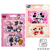 Diseny 迪士尼 【 米奇米妮 票卡貼紙 】 正版授權 Mickey Minnie Mouse 悠遊卡貼