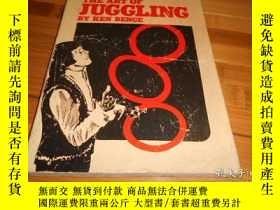 二手書博民逛書店THE罕見ART OF JUGGLING 雜耍的藝術Y20470