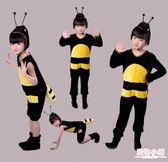 兒童節小螞蟻表演服幼兒園課本劇動物演出服螞蟻過河舞蹈服裝 全館8折