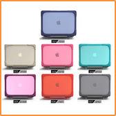 蘋果  雙色電腦保護殼 MacBook Air 11英吋 13英吋 筆電殼 蘋果電腦【極品e世代】