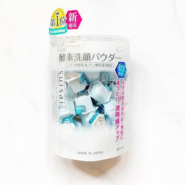 Kanebo 佳麗寶 suisai 淨透酵素粉N (32顆) (2020年04月新品)【芭樂雞】