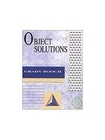 二手書博民逛書店 《Object Solutions: Managing the Object-Oriented Project (OBT)》 R2Y ISBN:0805305947│Booch