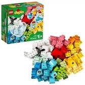 LEGO 樂高 DUPLO 經典心形盒 10909 初建玩具 (80 件)
