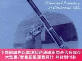 二手書博民逛書店Art罕見as Image: Prints and Promotion in Cincinnati, Ohio-藝