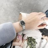 手錶手錬錶女手錶韓版簡約女士手錶女時尚潮流女錶學生女生石英錶 夢想生活家