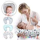 孕婦枕 哺乳枕 U型枕靠枕 嬰兒餵奶枕頭-JoyBaby