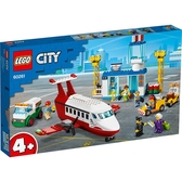 LEGO樂高 City 城市系列 中央機場_LG60261