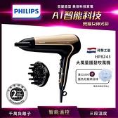 (特賣)飛利浦HP8243 大風量負離子護髮吹風機 免運費