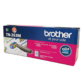 Brother TN-263 M 原廠標準容量紅色碳粉匣 TN263 適用 L3270CDW L3750CDW