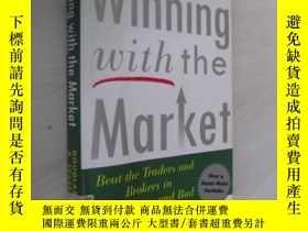 二手書博民逛書店英文原版罕見Winning with the Market by