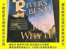 二手書博民逛書店the罕見fort at river's bendY20850