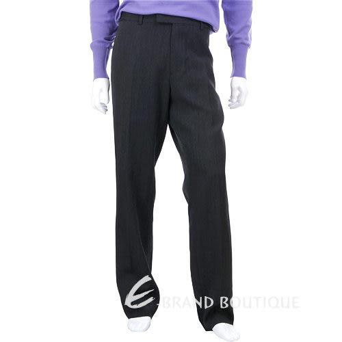 BOSS 線條織紋西裝褲(深灰色) 0520417-11