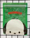 【震撼精品百貨】Pochacco 帕帢狗~三麗鷗帕帢狗~4入夾鏈袋-綠*55091