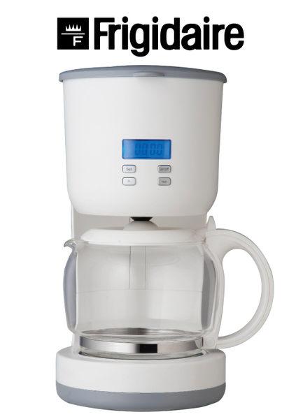 夜間限定 Frigidaire 美國富及第 15人份智慧型咖啡機 FKC-1151HS 1500ml大容量約10鐘煮好