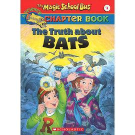 【魔法校車讀本】TRUTH ABOUT BATS # 01