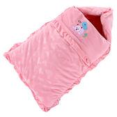 兒童睡袋 嬰兒睡袋秋冬季加厚寶寶睡袋包被兩用嬰幼兒防踢被新生兒用品 中元節禮物