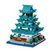 《 Nano Block 迷你積木 》NBH-173 大阪城╭★ JOYBUS玩具百貨