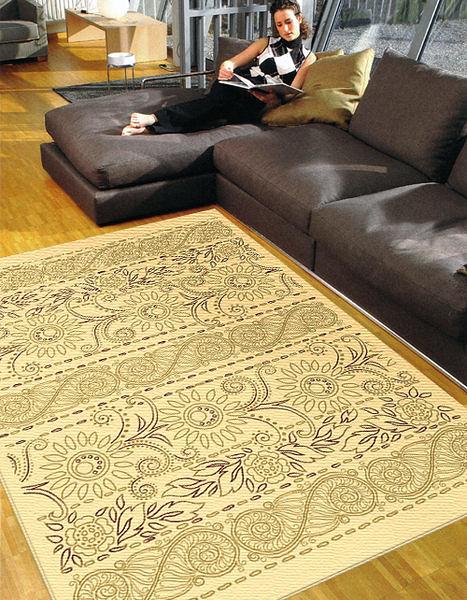 【范登伯格】新維納斯超柔絲質感地毯-村上月140x200cm