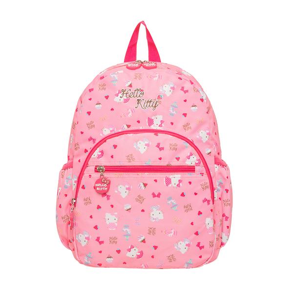HELLO KITTY 夢幻樂園 後背包 (大) 戶外教學包 (大) 粉紅 KT02C02PK