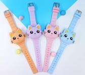 兒童電子錶夜光防水小學生錶