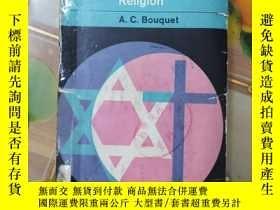 二手書博民逛書店Comparative罕見Religion by A.C. Bo