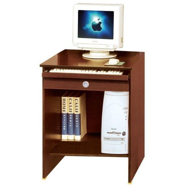 【新北大】✪ G389-3 活力2尺胡桃色電腦書桌下座 -18購