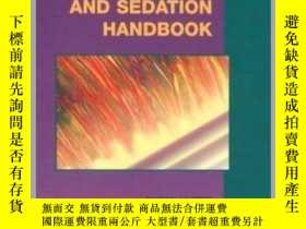 二手書博民逛書店Pediatric罕見Pain Management and Sedation Handbook: Year Bo