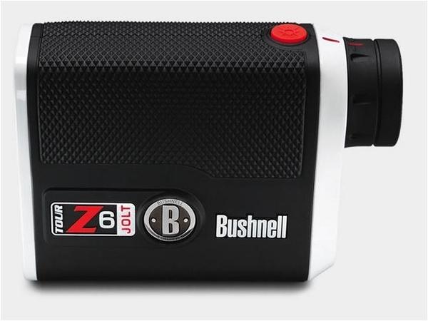 晶豪泰 美國 Bushnell 倍視能 Tour Z6 JOLT 雷射測距望遠鏡 公司貨