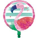 18吋鋁箔氣球(不含氣)-紅鶴